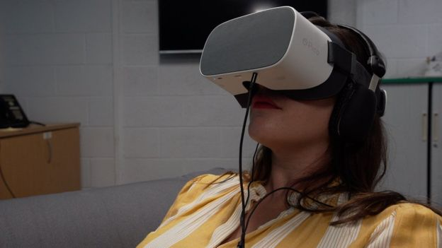 Rescape makes the headlines with VR for maternity